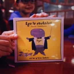 CD Ego et les p'tits Bulots